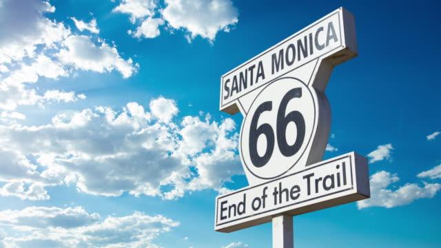 Santa Monica Route 66 video