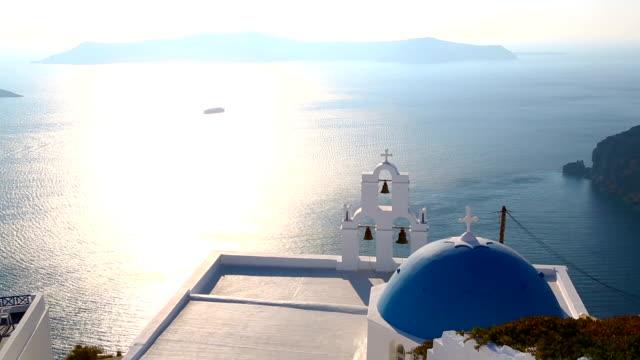 HD: Santorini island, Greece video