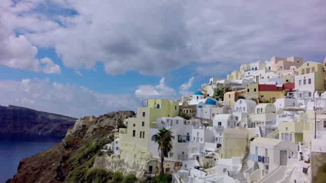Santorini Oia timelapse video