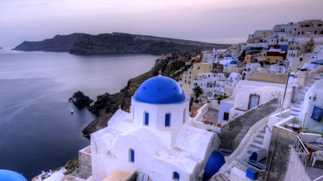 Santorini Oia video