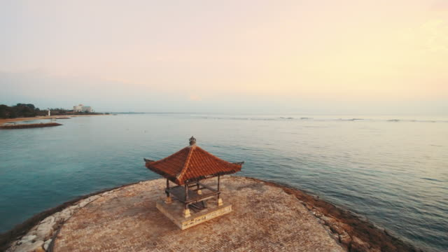 Sanur, Bali, Indonesia Coastline video