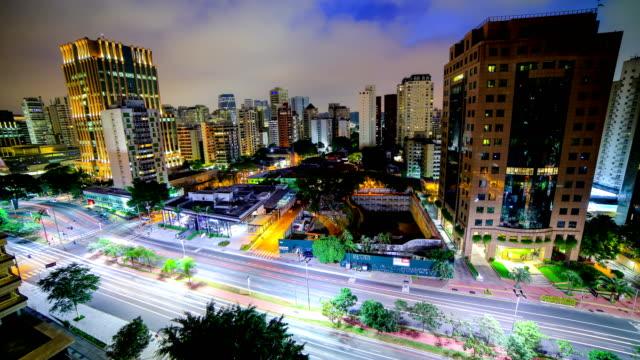 Sao Paulo, Brazil Brazil 4K footage series marginal pinheiros stock videos & royalty-free footage