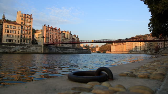 Saone in Lyon