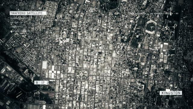 Satellitenbild von Kingston – Video