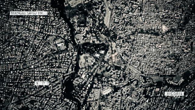 Satellitenbild Nikosia – Video