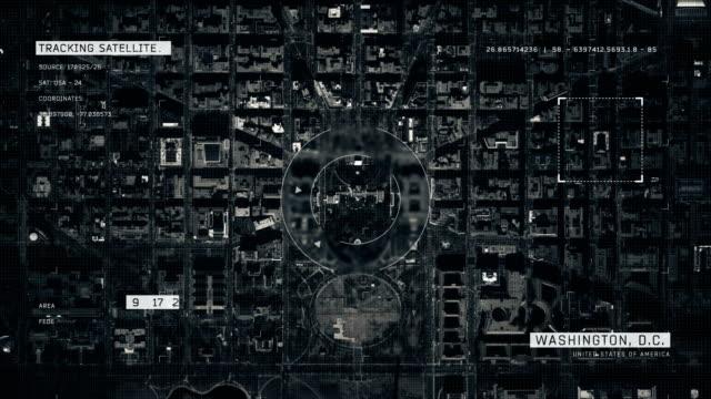 Satellite Image of Washington D.C.