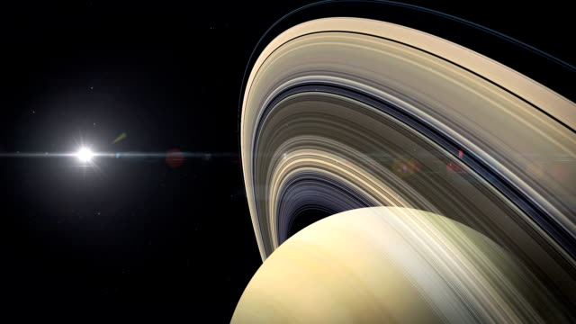 Saturn Approach video