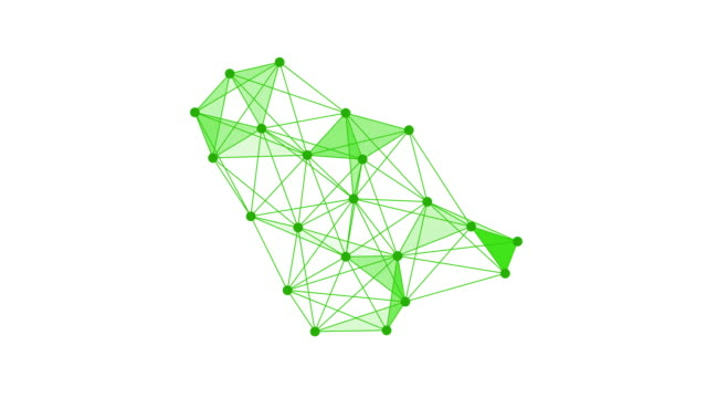 stockvideo's en b-roll-footage met saoedi-arabië kaart, punten verbindende lijn - riyad