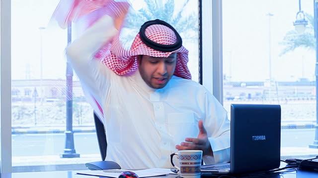 Saudi guy video