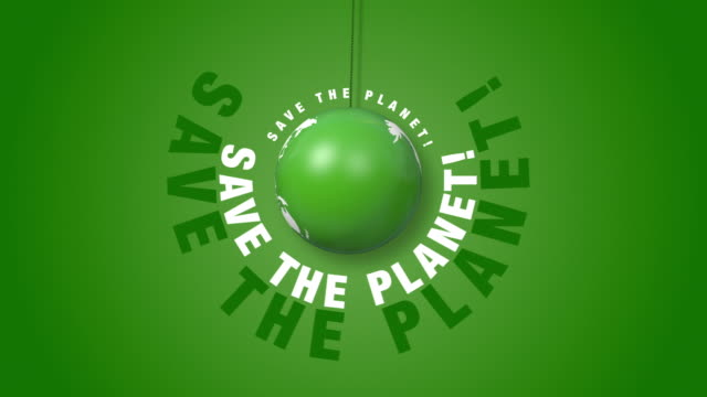 Save The Planet! video