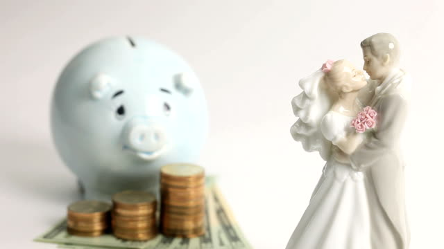 Saving for a Wedding video