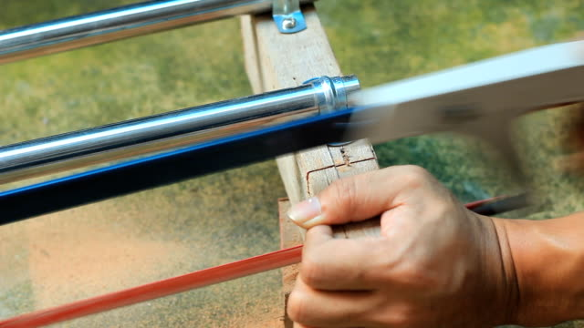 Sawing Wood video