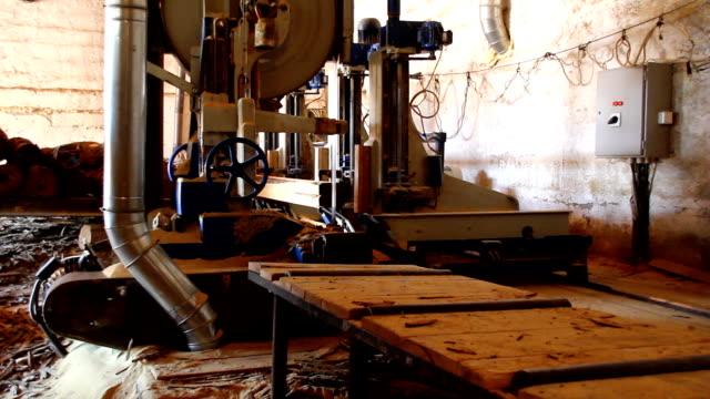 Sawmill (HD) video