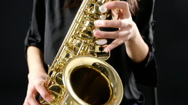 Saxophone Player video