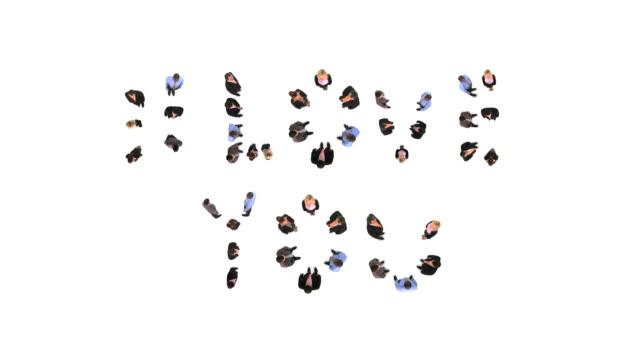 hd: saying i love you - e post bildbanksvideor och videomaterial från bakom kulisserna