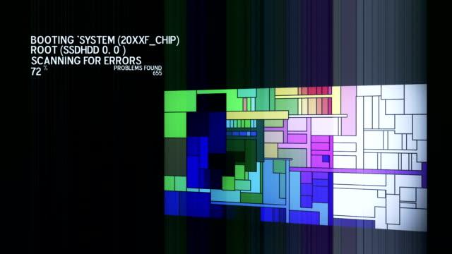pc スキャンおよび修理(hd - ウイルス対策ソフト点の映像素材/bロール