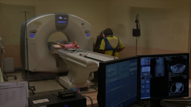 CT Scanner. CT Scanner. tomography stock videos & royalty-free footage
