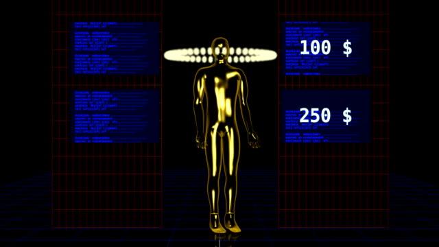 Scanning Golden Patient video