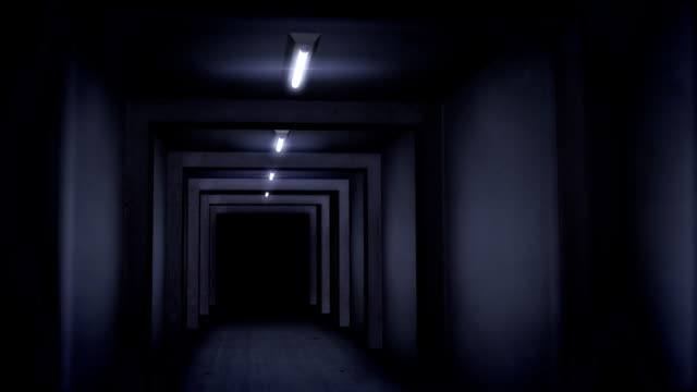Scary Tunnel video