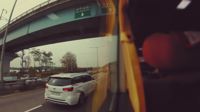 Scene time lapse of view seoul city from the bus, Concept of travel, Transportation in Seoul Video Scene time lapse of view seoul city from the bus, Concept of travel, Transportation in Seoul (4K) gwanghwamun gate stock videos & royalty-free footage