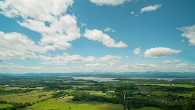 Scenic Adirondacks Time Lapse video