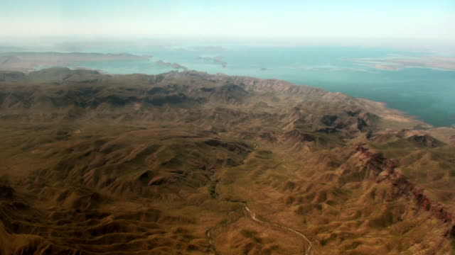 Scenic Flight over Australia video