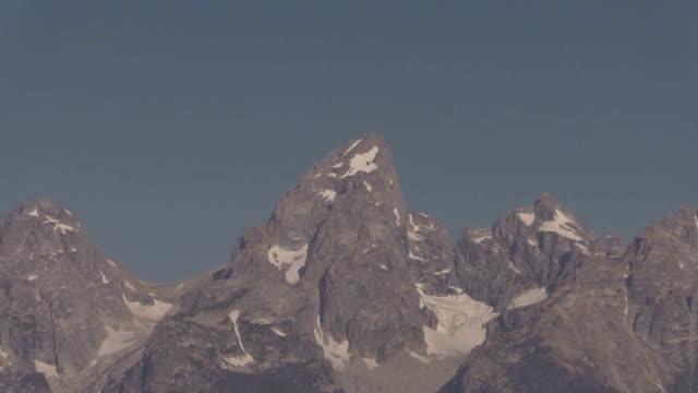 Scenic Teton Landscape video