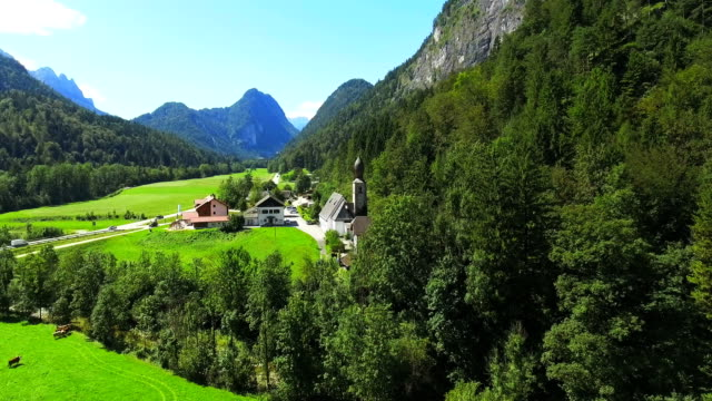 Schneizlreuth And Its Hofkapelle In Berchtesgadener Land video