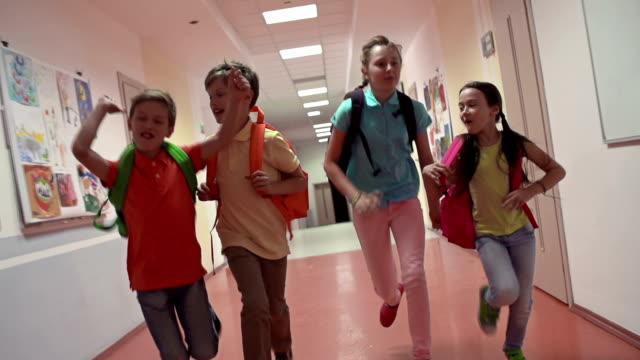 School Race video