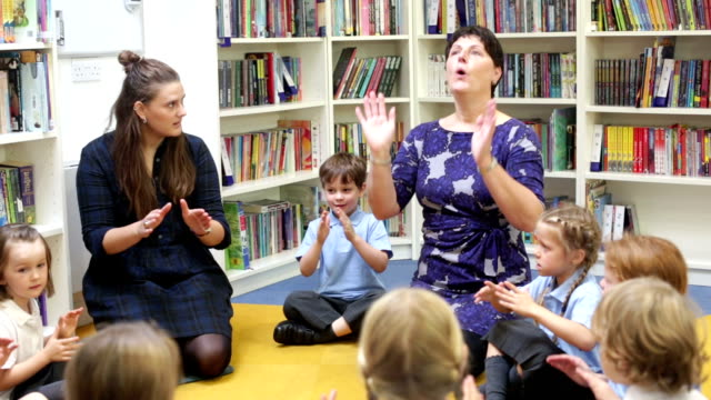 School Singing Lesson video