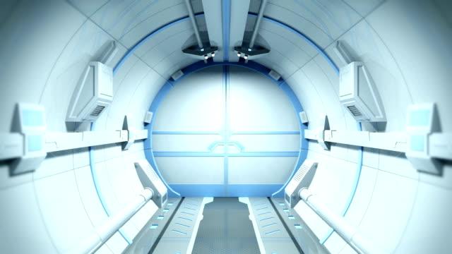 Sci Fi interior video