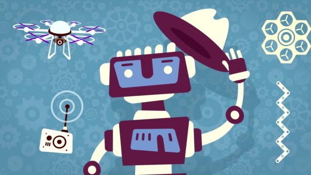 Science Robotics and Drones video