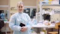 istock scientist using digital tablet at laboratory 1214334913