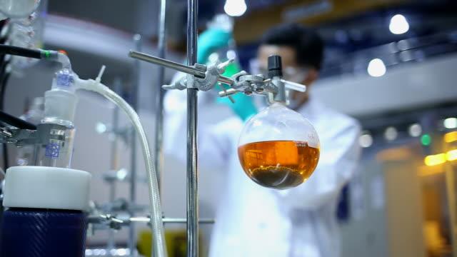 Scientists in modern laborator Scientists in modern laborator biofuel stock videos & royalty-free footage