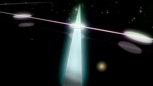 stockvideo's en b-roll-footage met sci-fi metro map like an electronic circuit - roadmap