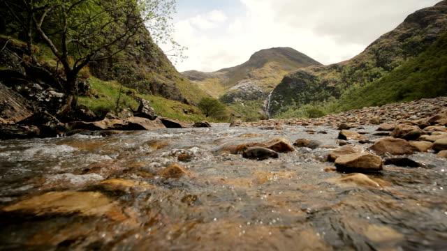 Scotland Waterfalls video