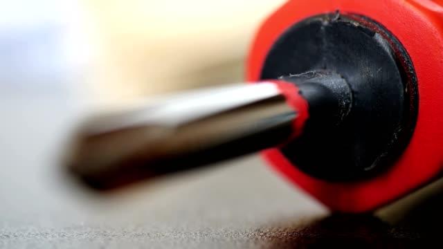 screwdriver focus pull macro