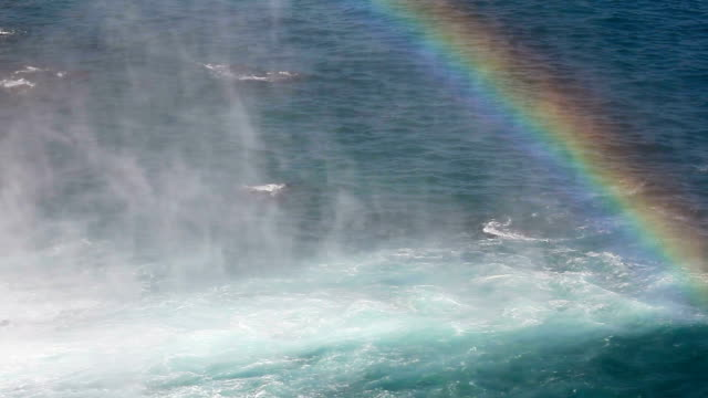 Sea and Rainbow video