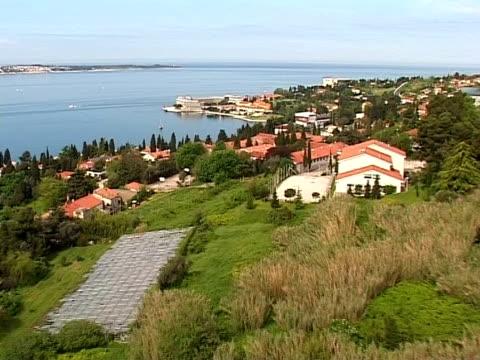 sea from air - i̇badet yeri stok videoları ve detay görüntü çekimi