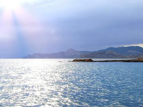 Sea in Sunlight