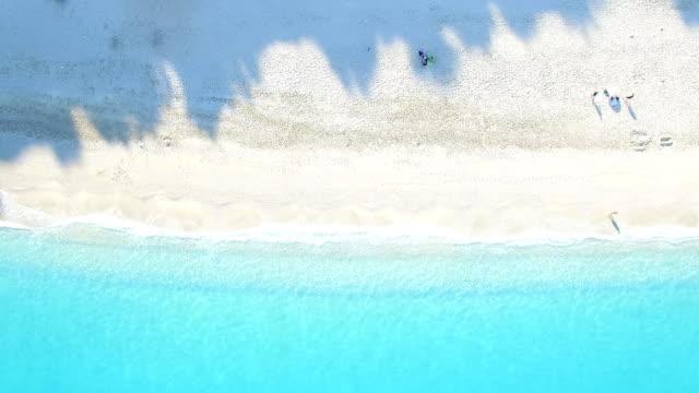 Sea kissing the Lefkada coast video