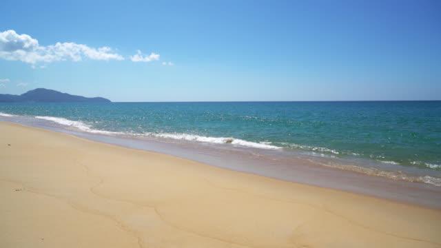 海のビーチ ビデオ