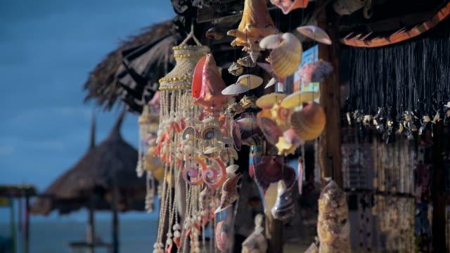 vídeos de stock, filmes e b-roll de mar, praia shell celular - mobile
