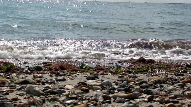 Sea Shore video
