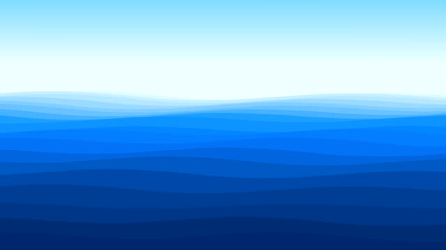 Sea Sea waves background, wave, background summer illustrations videos stock videos & royalty-free footage