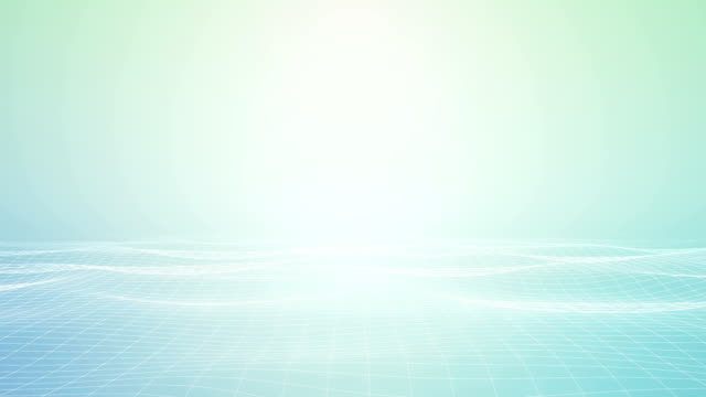 sea wave pattern technology hintergründe - 4k auflösung - sound wave stock-videos und b-roll-filmmaterial