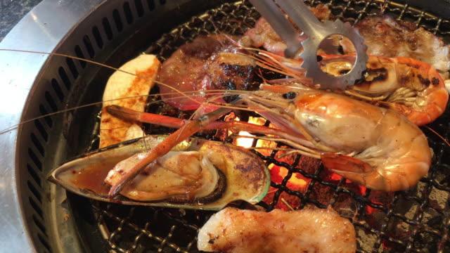 Seafood video