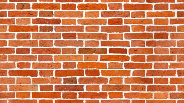 Seamless loopable background from brick wall