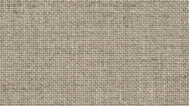 無縫 loopable 亞麻帆布背景 - fabric texture 個影片檔及 b 捲影像