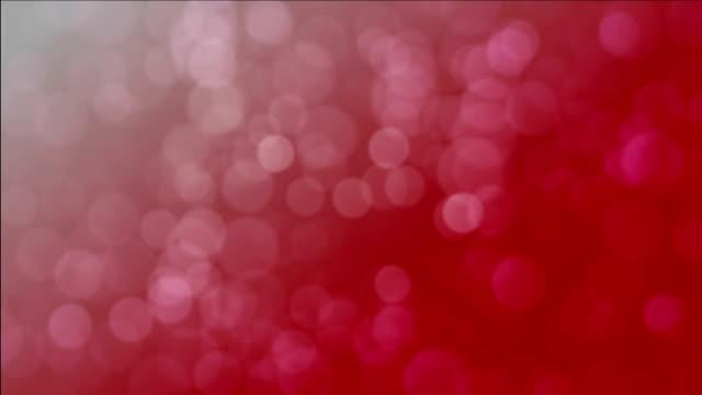 seamless looping sfondo di bokeh immagini - soft focus video stock e b–roll